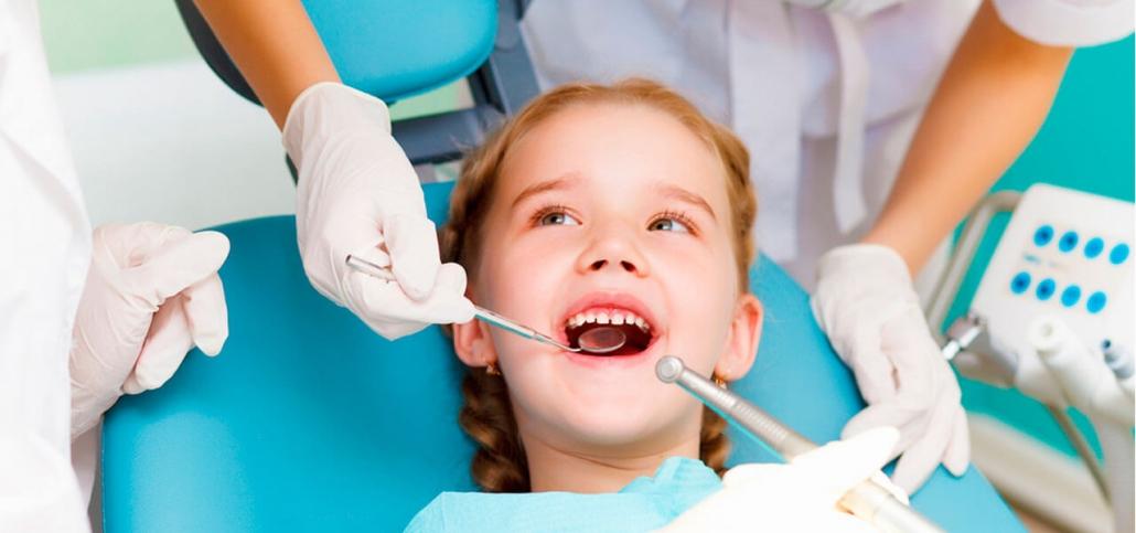 Asistencia dental gratuita en niños de 6 a 15 años