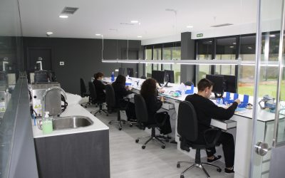 Laboratorios dentales, fábrica de materiales odontológicos