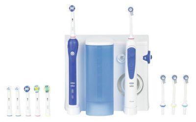 Los mejores irrigadores dentales