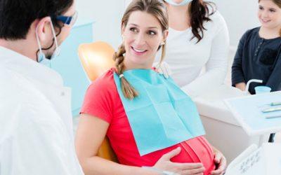 La importancia de la salud bucal durante la gestación