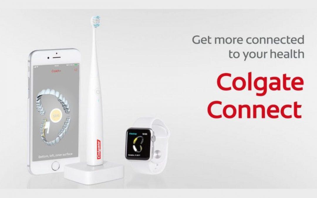 El nuevo cepillo inteligente de Colgate