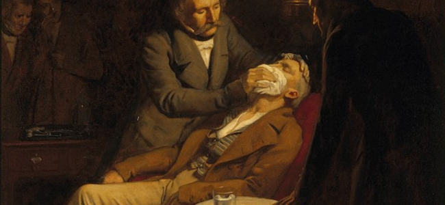 La fascinante historia de la odontología